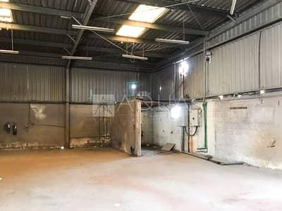 مستودع  للايجار في القوز، دبي - 130 KW power | Al Qouz 2 | Small Warehouse