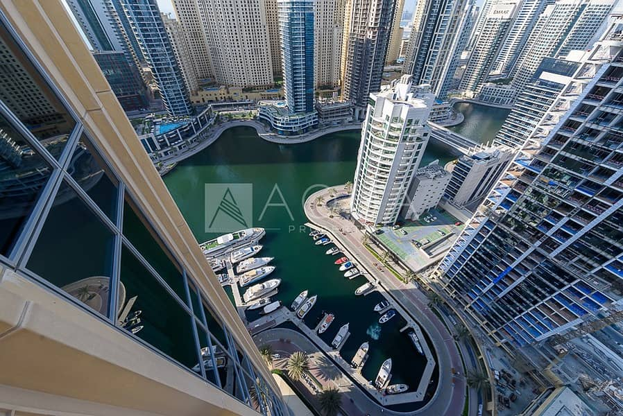 Adorable 1 Bed | Stunning View | High Floor