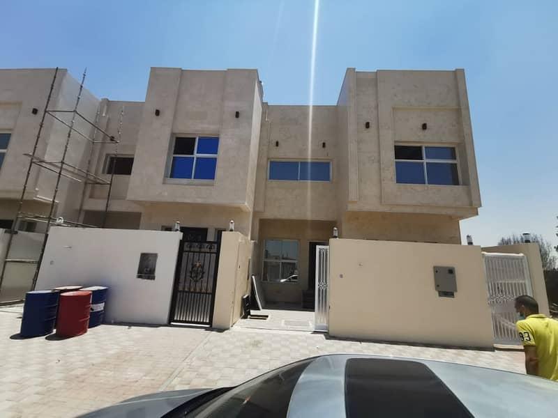 On prime location brand new 5 bedroom villa for rent in al Yasmeen