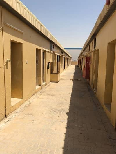 سكن عمال  للايجار في السجع، الشارقة - سكن عمال في السجع 8250 درهم - 4819336