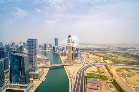 شقة 2 غرفة نوم للايجار في الخليج التجاري، دبي - Ready to Move In I Full Canal View I Brand New