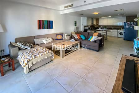 2 Bedroom Flat for Sale in Jumeirah Lake Towers (JLT), Dubai - 2 En-suite Bedrooms | Maids | Full Lake Views