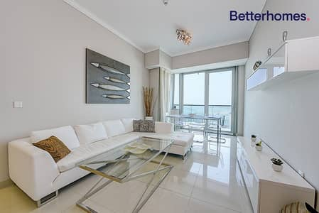 3 Bedroom Apartment for Sale in Dubai Marina, Dubai - Sea View|High Floor|Fully Furnished|Well Kept