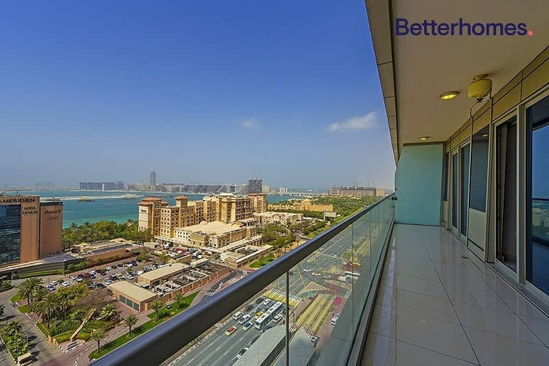 Sea View|High Floor|Fully Furnished|Well Kept