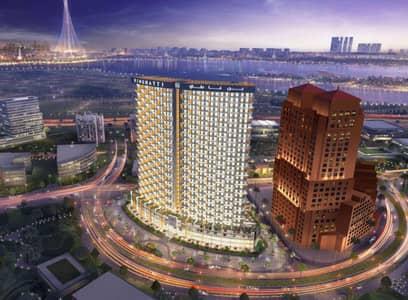 فلیٹ 1 غرفة نوم للبيع في بر دبي، دبي - 1BR ap in Al Jaddaf I Dubai Creek view