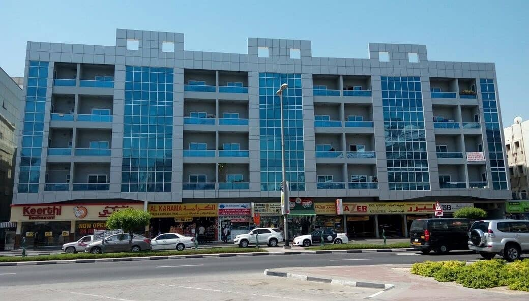 Spacious 3 BR hall apt in Karama available from now onwards