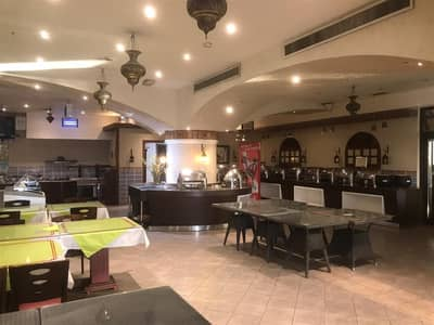 Creek View Restaurant available for Lease with Terrace