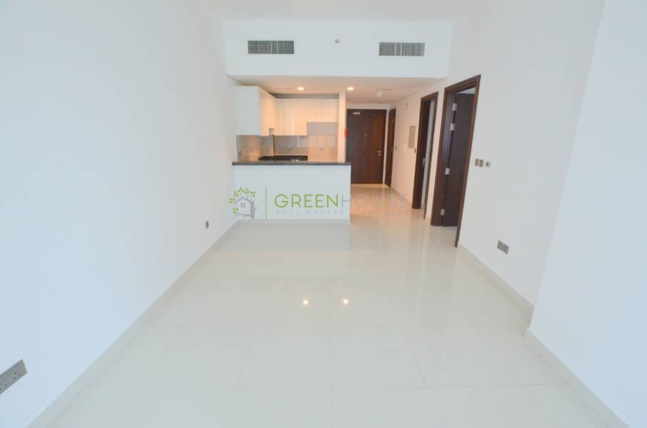 Brand New Building | Bright and Specious 1 B/R Apt.