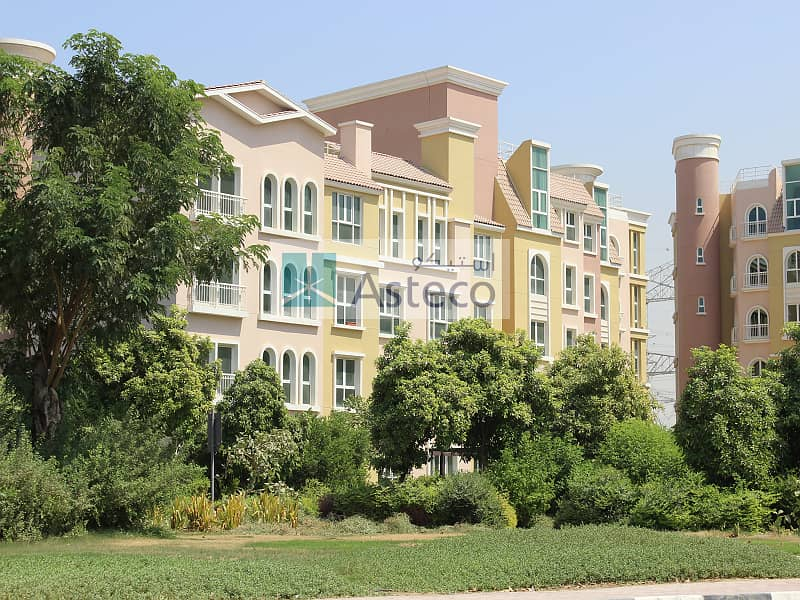46 Chiller Free | Big 18 Tile Studio with Balcony