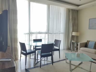 1 Bedroom Flat for Rent in Jumeirah Lake Towers (JLT), Dubai - Furnished 1 bedroom |  Bonnington Tower |  JLT