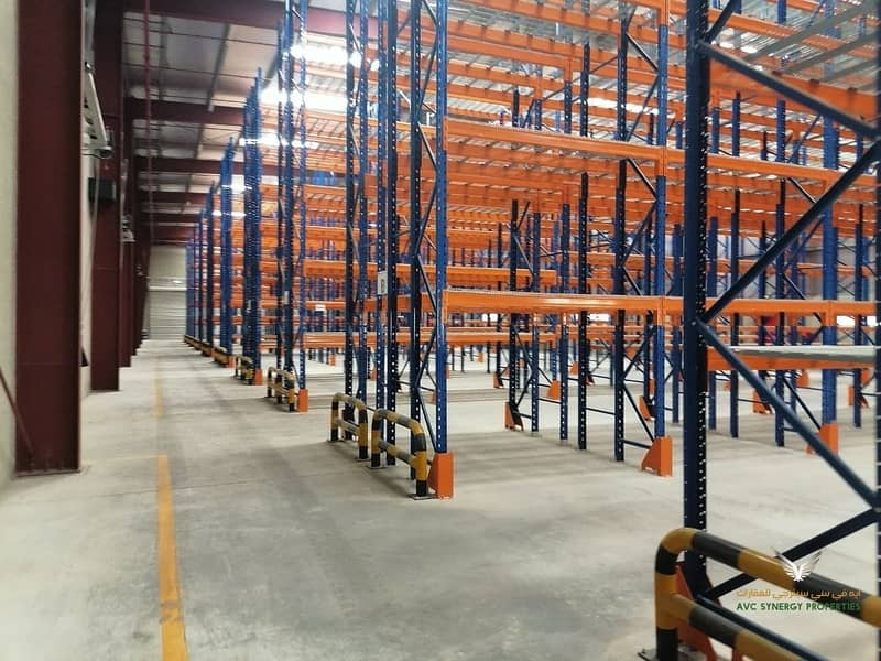 2 Big Warehouse for Storage and Factory for Affordable
