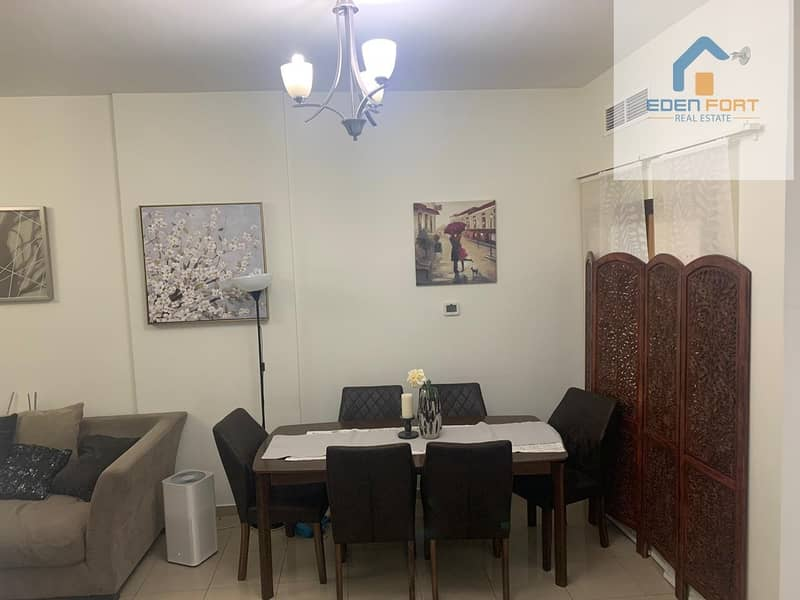 Spacious Two Bedroom Apartment for sale  in JVC