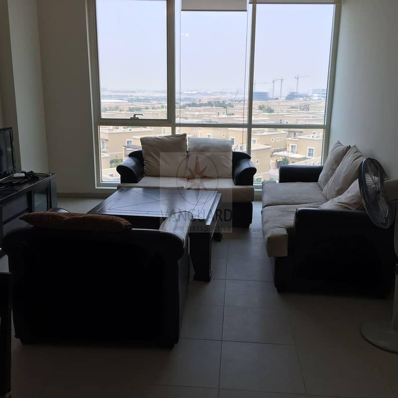 Unfurnished 1 Bedroom for rent without Balcony