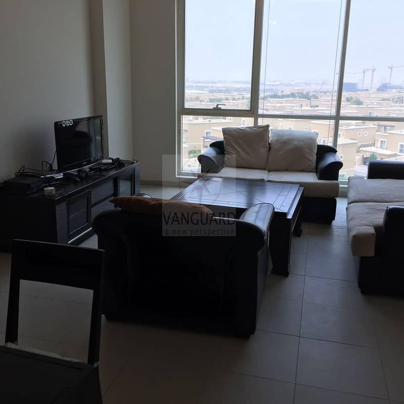 2 Unfurnished 1 Bedroom for rent without Balcony