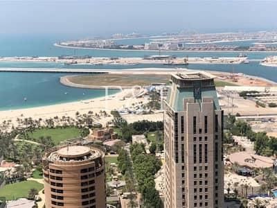 شقة 2 غرفة نوم للايجار في دبي مارينا، دبي - Best View Ever Huge Size High Floor Chiller Free