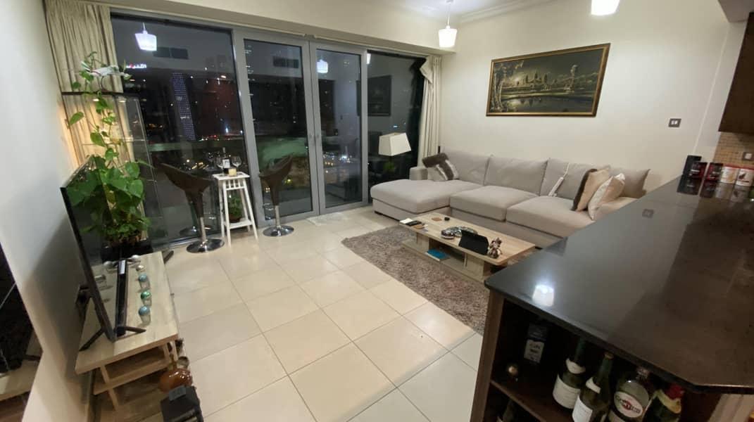Excellent Condition Studio Near Burj Khalifa