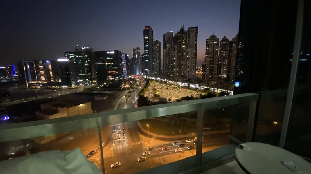 2 Excellent Condition Studio Near Burj Khalifa