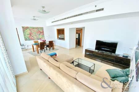 فلیٹ 1 غرفة نوم للبيع في دبي مارينا، دبي - Fully Furnished | Low Floor | One Bedroom
