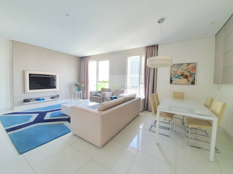 Canal View | Fully Furnished | Equipped