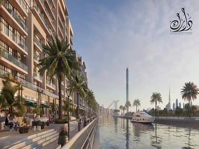 A distinctive luxury store in a very privileged location near the largest mall in the world and directly on the water ca