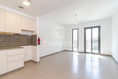 1 Bedroom Apartment for Rent in Town Square, Dubai - Pool Facing | Ready to Move in | Unfurnished