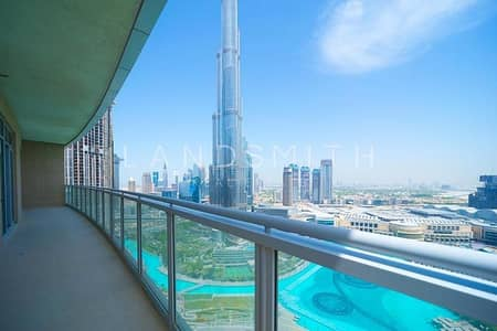 Burk Khalifa and Fountain View 3BR+Maids Room Penthosue