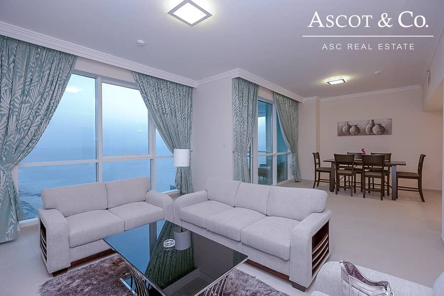 2 Bedroom |  Sea View  | Al Bateen Tower