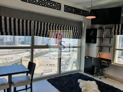 Studio for Rent in Al Reem Island, Abu Dhabi - Hot Deal ! Fully Furnished Studio Apartment