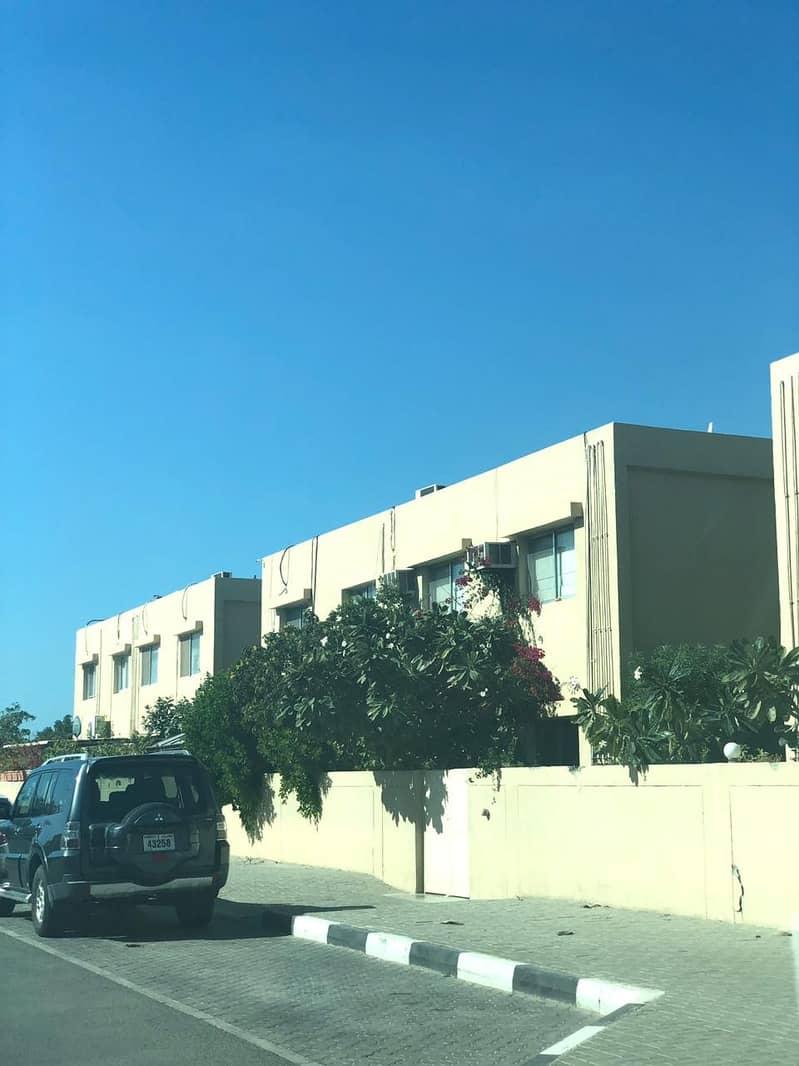 For sale a residential villa compound in Al Falaj / Sharjah