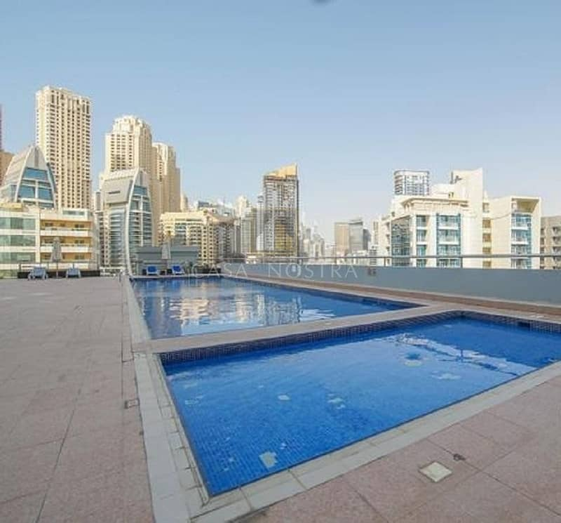 19 Hot Deal Marina and Sea view 2BR Closed kitchen