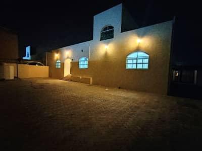 4 Bedrooms Hall with Big Yard Villa at Khalifa City B.