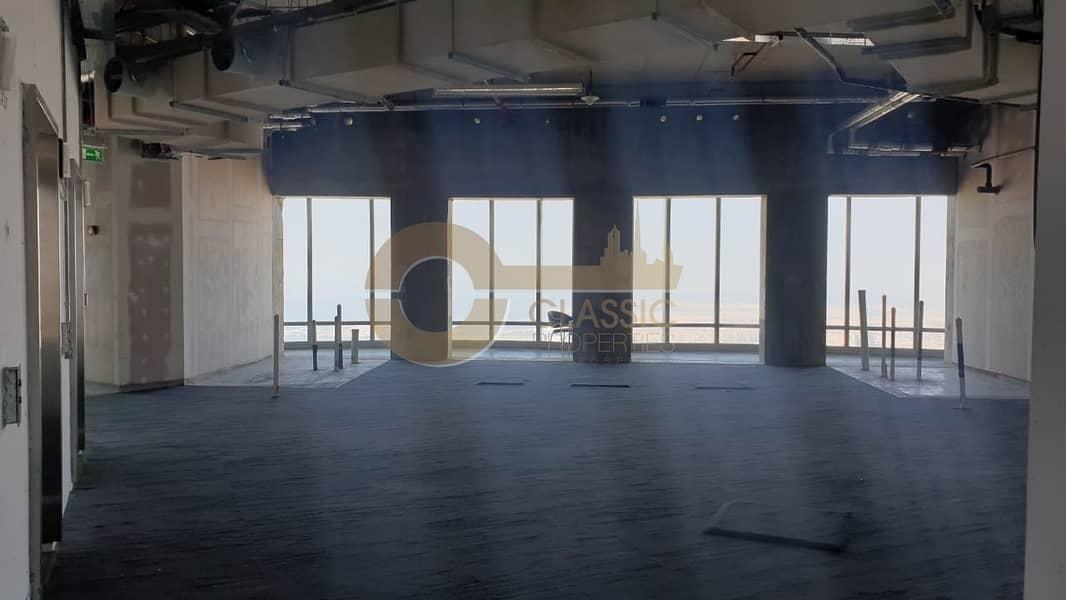 2 Above 145 | Full Floor For Sale | Shell & Core
