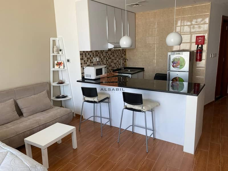 Fully Furnished|Brand New|Spacious Studio|High Quality