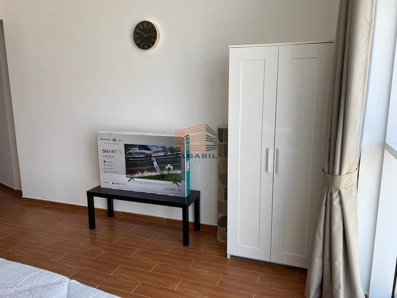 2 Fully Furnished|Brand New|Spacious Studio|High Quality