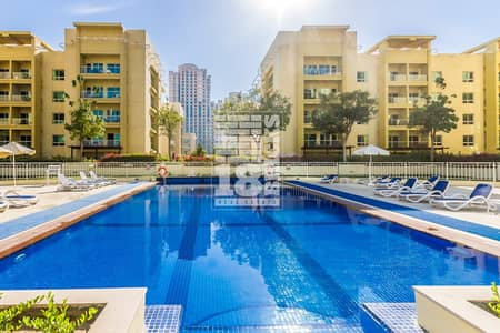 1 Bedroom Apartment for Rent in The Greens, Dubai - Furnished | Chiller Free | Ideal Locaion
