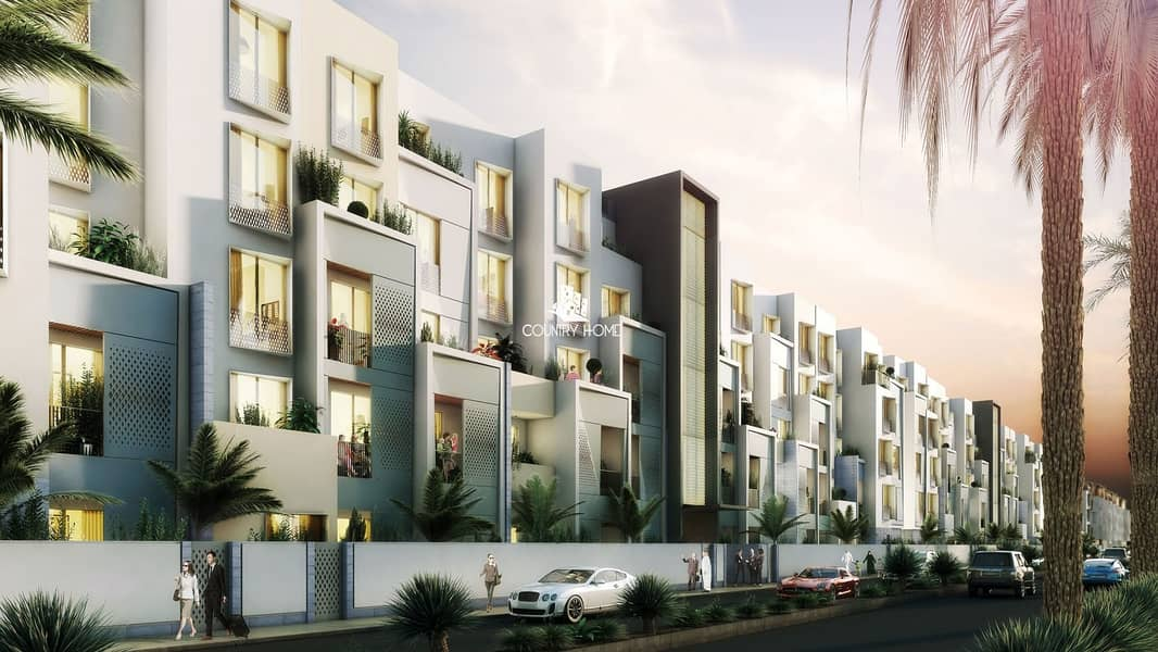 1 Large 3 | BR Apartment | Mirdif Freehold | 100% finance for UAE national