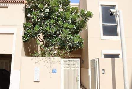 فیلا 4 غرف نوم للايجار في حدائق الراحة، أبوظبي - 4BR  bedroom villa in Yasmin Al Raha Gardens
