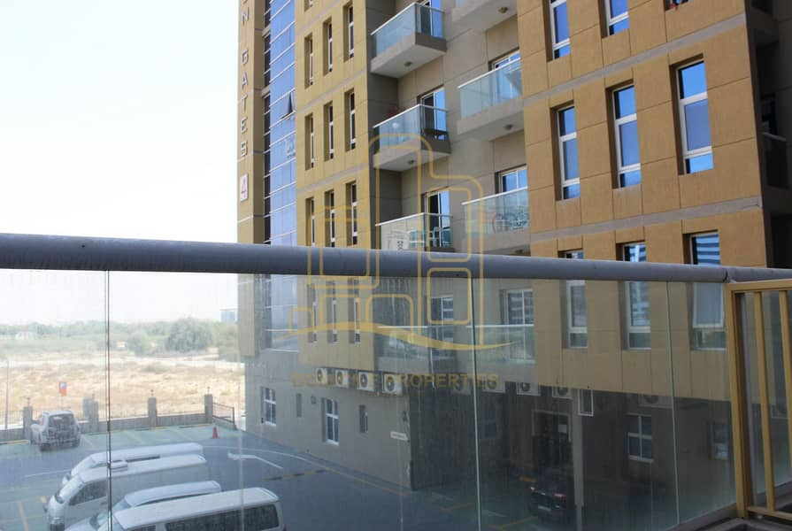 8 Affordable rent   Studio with Balcony   Silicon Gates 4