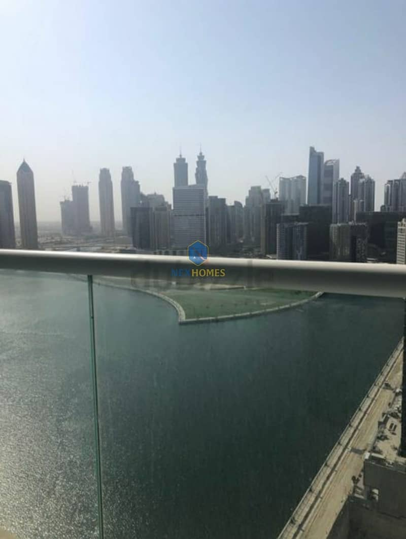 13 Brand new Furnished Apt |Canal Full View | Balcony