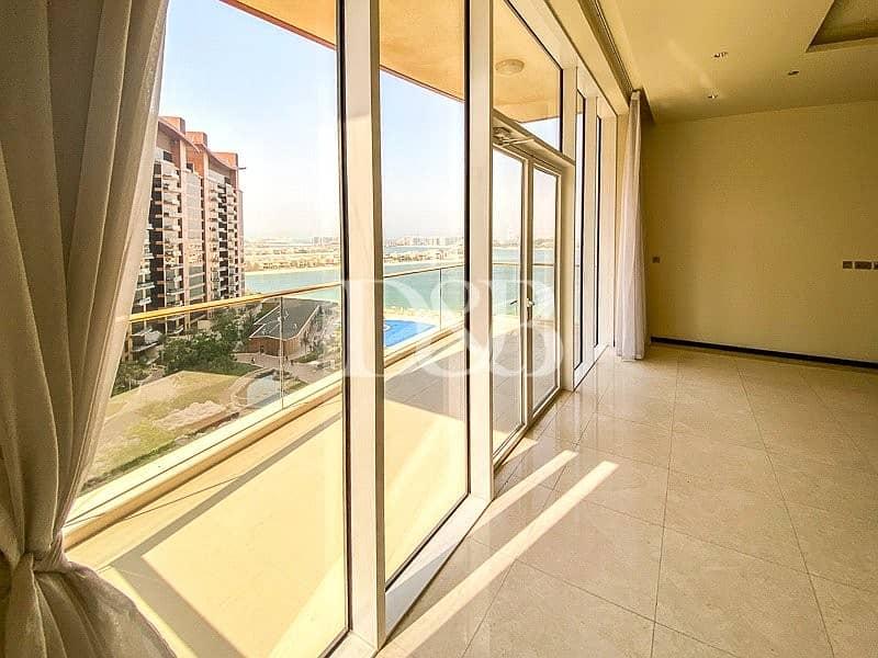 Sea & City View   D Type Unit   Large Balcony