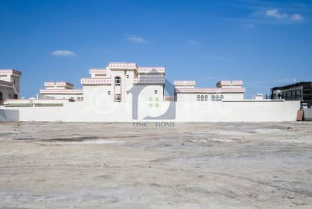 Plot for Sale in Mohammed Bin Zayed City, Abu Dhabi - Residential Land For Sale In MBZ City With 44