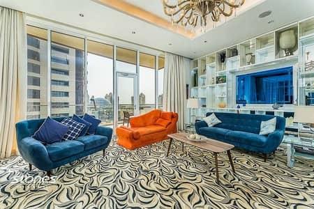 Fully Upgraded Furnished 3 Bed Tiara Marina Views