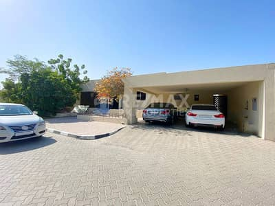 4 Bedroom Villa for Rent in Al Sufouh, Dubai - Upgraded Large 4 Bedroom | Vacant | Gated Community