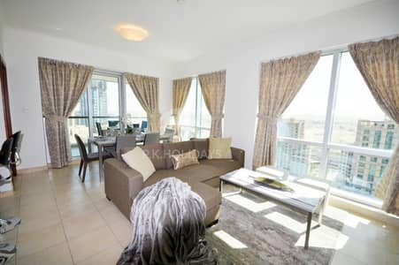 1 Bedroom Apartment for Rent in The Views, Dubai - 1 Bed+Study -Very Spacious -Lake & Golf Course View