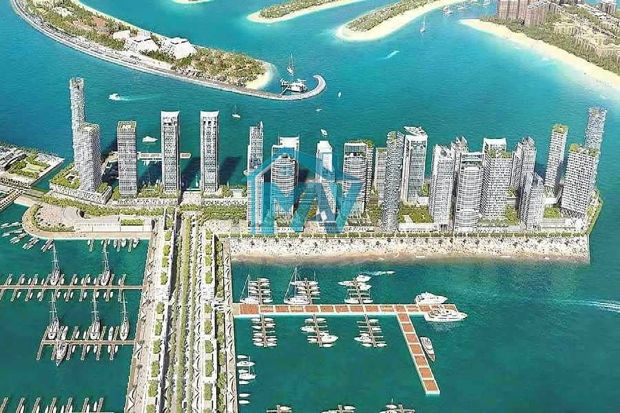 2 apartment for sale in each front dubai