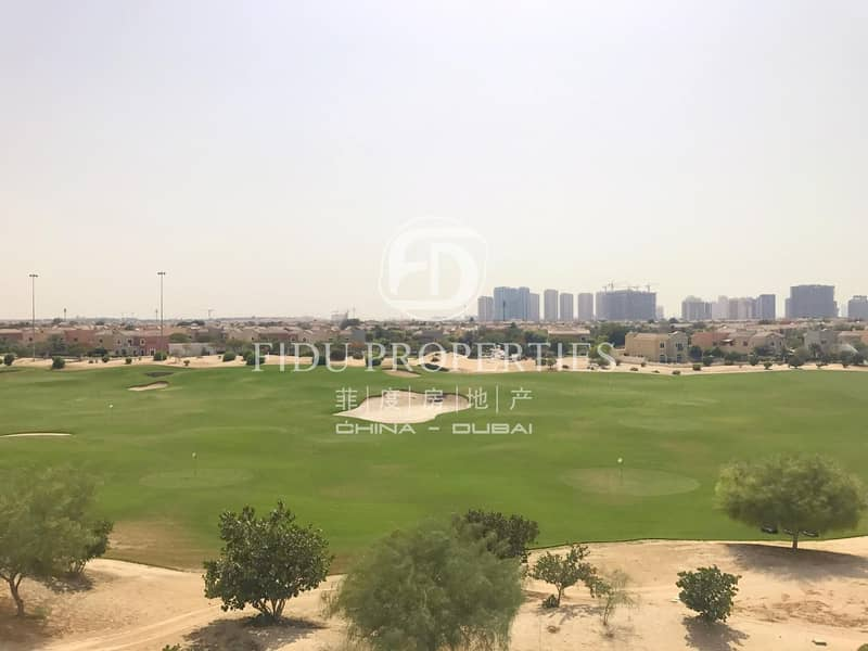 Vacant   Fully Furnished   Golf Course View