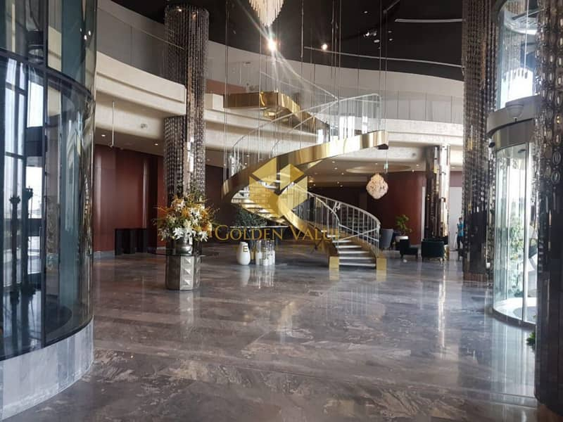 11 Luxury 2 BR Apartment in  damac towers by paramount