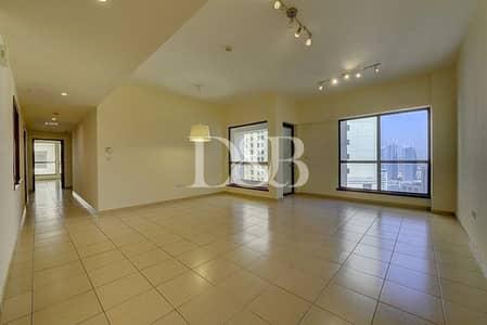 شقة 3 غرف نوم للايجار في جميرا بيتش ريزيدنس، دبي - High Floor | Ready To Move | Maids / Study