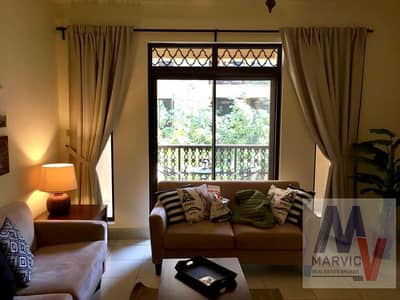 2 Bedroom Apartment for Rent in Old Town, Dubai - Garden View/Old Town/Furnished/Premium Location
