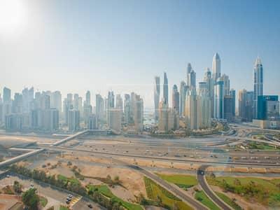 فلیٹ 2 غرفة نوم للايجار في أبراج بحيرات الجميرا، دبي - 2-Bed plus Maids   Marina View   Tamweel Tower